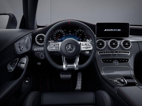 Mercedes: pacchetto Race Edition per CLA 45, C Coupé 43 e GLE Coupé 43 AMG (8)
