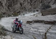 Cross-Country Rally. Desafio Ruta 40. Tutto Honda: Vince Gonçalves, Incidenti a Benavides e Bellino