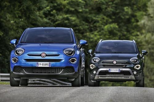 Fiat 500X restyling, i prezzi: si parte da 19.250 euro (2)