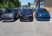 Auto senza patente, Guida: scegliere una macchina o minicar 50
