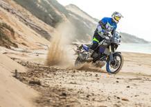 Yamaha Ténéré 700 all'HardAlpiTour con Botturi