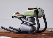 Moto a dondolo, il cavallino per i motociclisti di domani