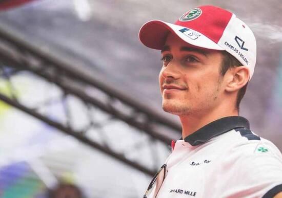 F1: chi è Charles Leclerc, il nuovo pilota della Ferrari