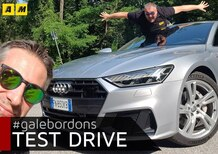 Audi A7 Sportback | Cinque metri di tecnologia e piacere di guida... 3D [Video]