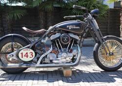 Harley Davidson SPECIAL GREYHOUND Harley Davidson SPECIAL GREYHOUND d'epoca