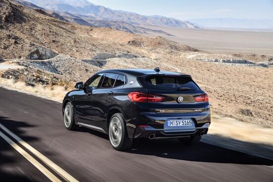 La nuova BMW X2 M35i 2019