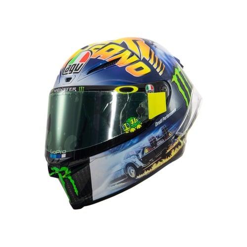 MotoGP 2018. GP Misano, il casco di Valentino