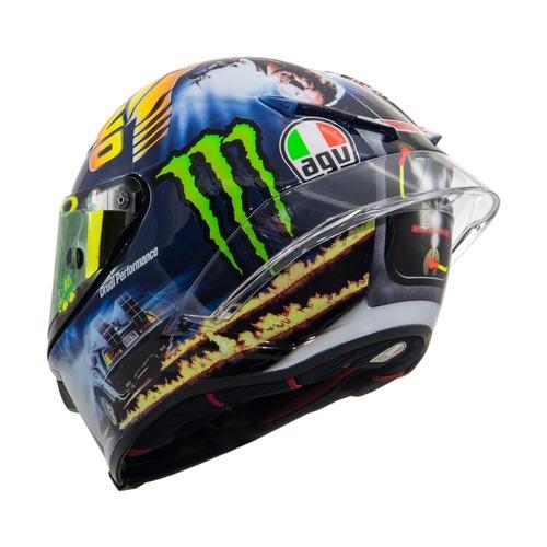 MotoGP 2018. GP Misano, il casco di Valentino (8)