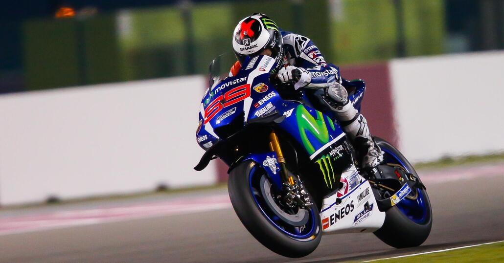 MotoGP test 2016. Qatar, la cronaca del Day3