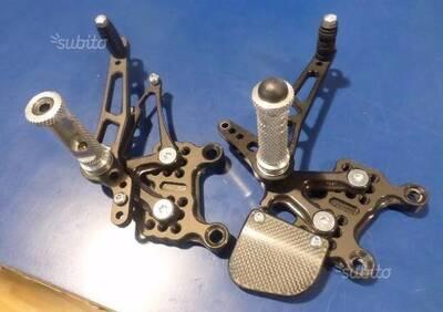 Kit pedane regolabili KTM Kit pedane regolabili KTM 990 SuperDuke - Annuncio 6314731