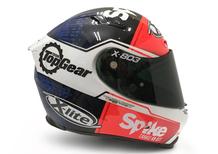 Danilo Petrucci e il casco X-Lite Top Gear