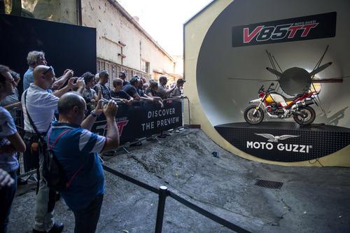 Grande successo per l'edizione 2018 di Moto Guzzi Open House (3)