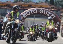 Grande successo per l'edizione 2018 di Moto Guzzi Open House