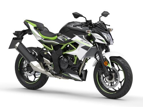 Kawasaki Ninja 125 e Z125: prime foto e dati (5)