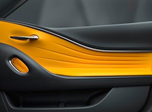 Lexus LC Hybrid, arriva la Yellow Edition (4)