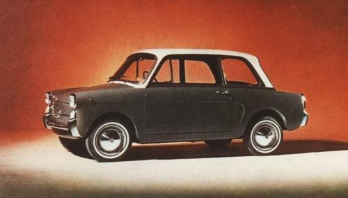 """1968: l'auto nell'anno della """"Rivoluzione"""" (2)"""