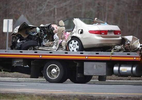 New Cumberland Car Crash