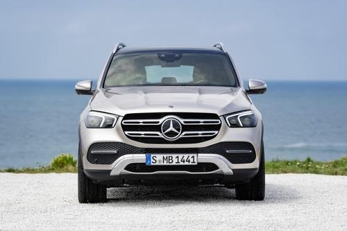 Nuovo Mercedes-Benz GLE 2019: eccolo pronto a scendere in strada, anche ibrido (4)