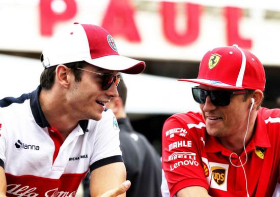 F1, Raikkonen-Leclerc: ecco il perché dello scambio