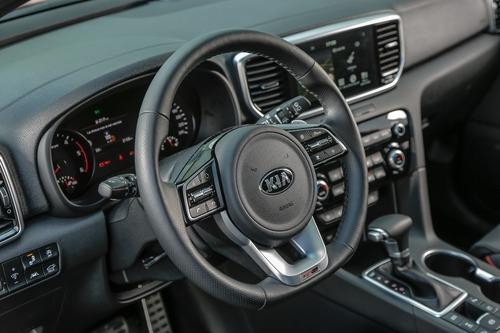 Nuovo Kia Sportage 2019, la prova del C-SUV simbolo della Casa [primo test] (8)