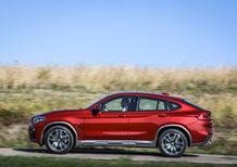 BMW X4 2018. Veste sportiva con un carattere docile e confortevole [Video]