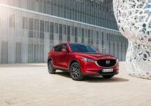 Mazda CX-5 2018, nuovi motori ed equipaggiamenti