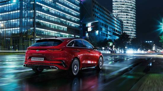 Kia ProCeed, una bella shooting brake