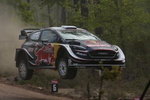 WRC18 Turchia. Duello di Pietre. Mikkelsen (Hyundai) il primo nome (2)