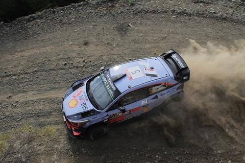 WRC18 Turchia. Duello di Pietre. Mikkelsen (Hyundai) il primo nome (5)