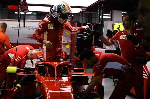 F1, GP Singapore 2018: Hamilton, un giro da manuale (4)