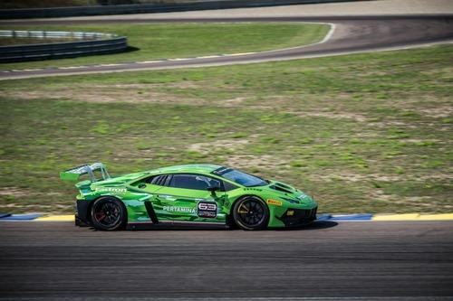 Lamborghini Huracán GT3 EVO, il Toro da pista si rinnova (3)