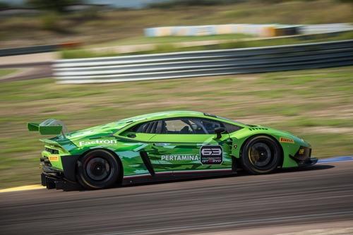 Lamborghini Huracán GT3 EVO, il Toro da pista si rinnova (6)