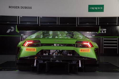 Lamborghini Huracán GT3 EVO, il Toro da pista si rinnova (9)