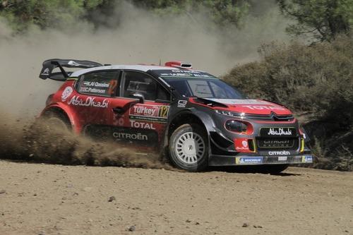 WRC18 Turchia Western 2… Suona la Campana di Tanak (Toyota) (4)