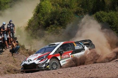 WRC18 Turchia Western 2… Suona la Campana di Tanak (Toyota)