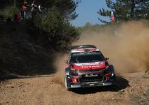 WRC 2018/Citroën. Turchia 2. Ombre Rosse