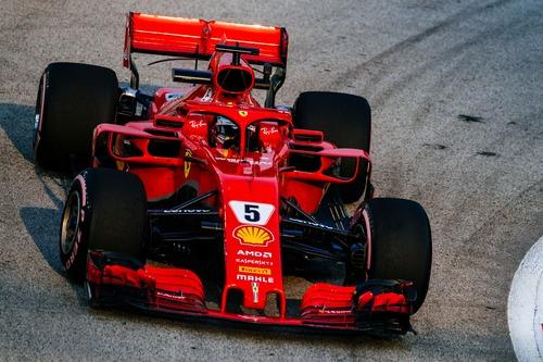 F1, GP Singapore 2018: Ferrari, non è ancora finita