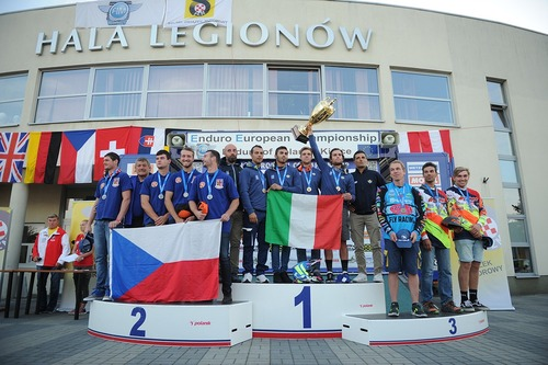 Maglia Azzurra: l'Italia vince l'Europeo Enduro per Nazioni (7)