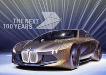 BMW Vision Next 100, concept da centenario
