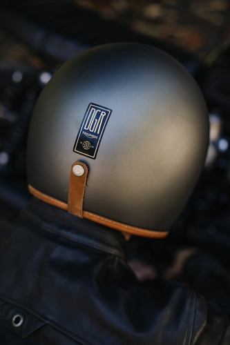 Il casco personalizzato DGR