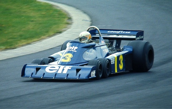 La Tyrrell P34