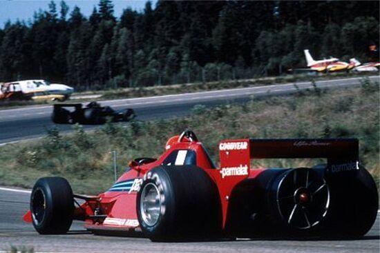 La Brabham BT46B