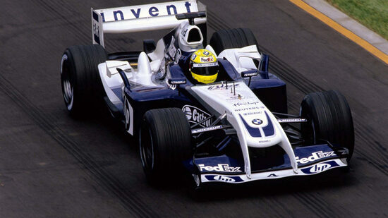 La Williams FW26