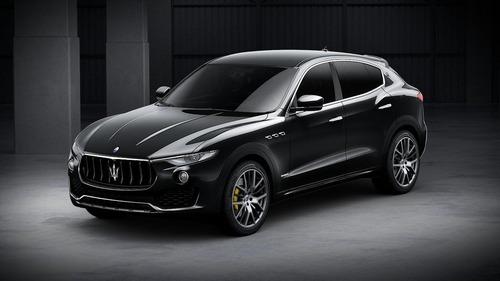 Maserati Levante Hertz Edition, noleggio di lusso per il 100° anniversario