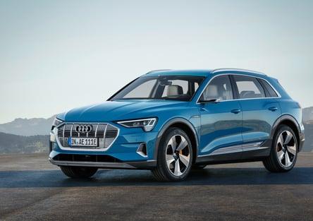 Audi e-tron 2018: SUV elettrico per sfidare Tesla e Jaguar [Video]