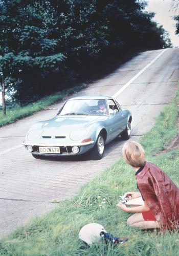"Opel GT, 50 anni fa nasceva la coupé ""democratica"" (2)"