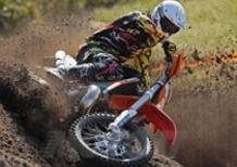 KTM Enduro e Cross m.y. 2011