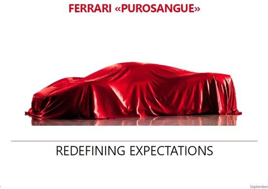 Ferrari Purosangue: si chiama così il SUV del 2022