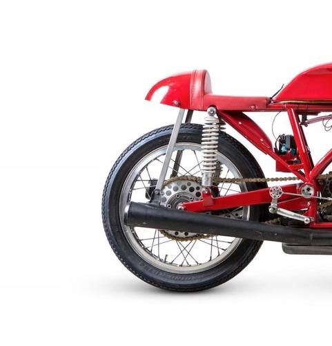 MV Agusta, all'asta la leggendaria 3 cilindri che corse nel 1973 (2)