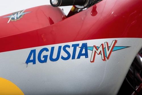 MV Agusta, all'asta la leggendaria 3 cilindri che corse nel 1973 (8)